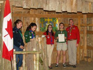 Chief Scout Award June 24 2017 BQ