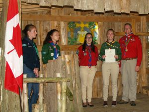 Chief Scout Award June 24 2017 IF