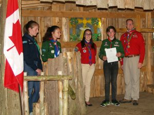 Chief Scout Award June 24 2017 LI